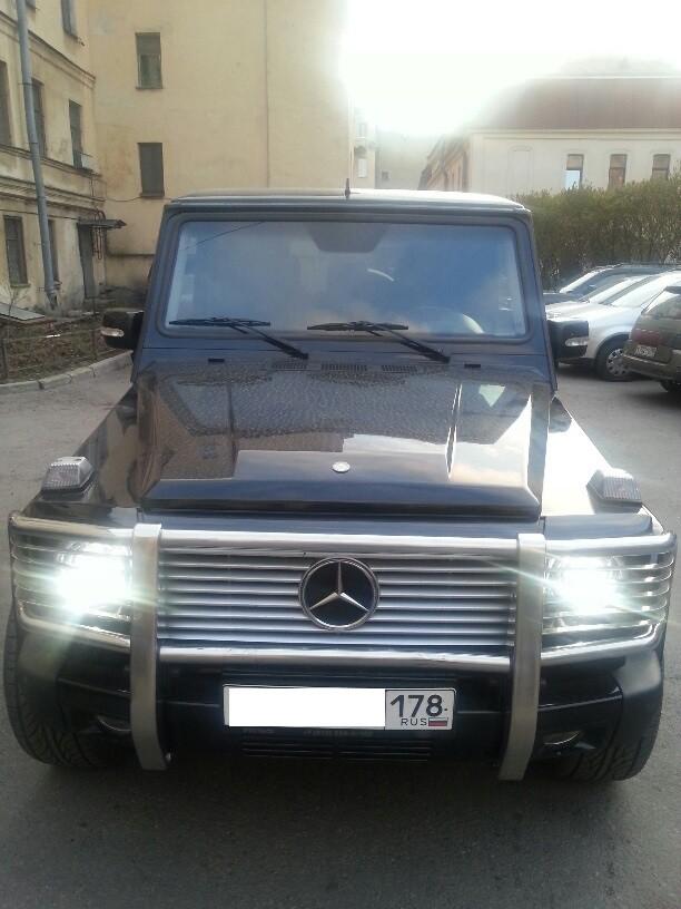 Mercedes Gelentwagen