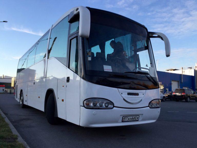 Scania Irizar (туристический класс)