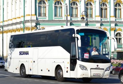 Scania-Higer