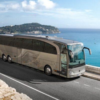 Автобусы в Европу