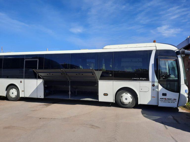 Man Regio 205 (бизнес-класс)