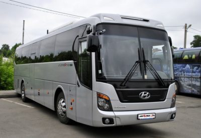 Hyundai Universe Space
