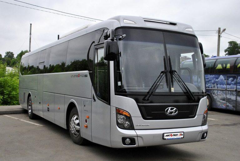 Hyundai Universe Space (туристический класс)