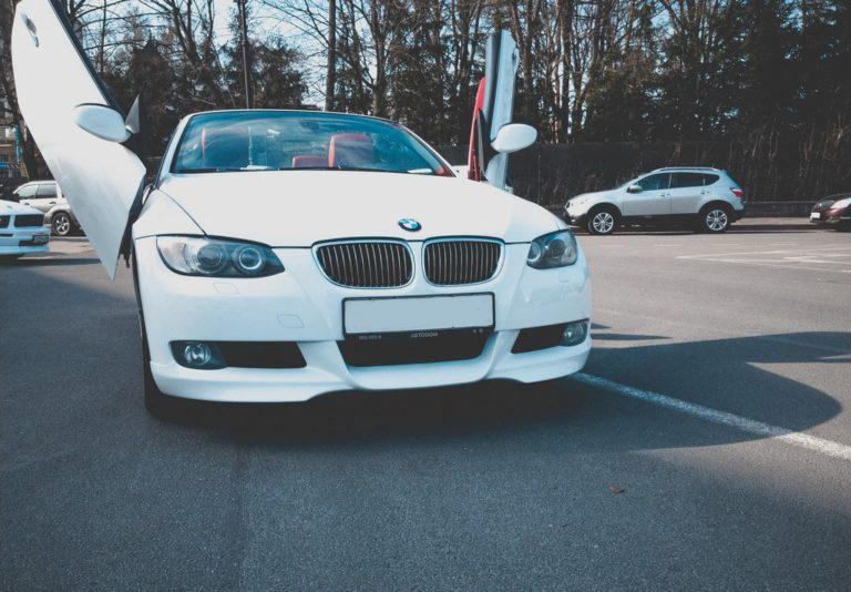 BMW 3 Lambo Style