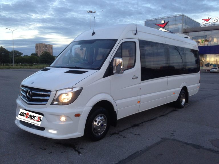 Mercedes-Benz Sprinter LUX