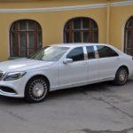 Mercedes S600 long