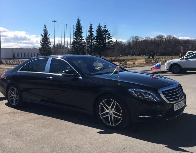 Mercedes W222 (2017 год)