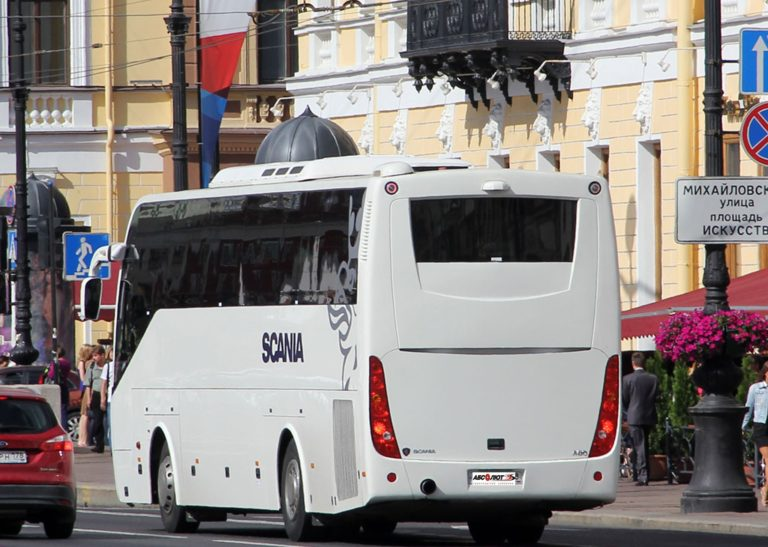 Scania-Higer A80 (бизнес-класс)