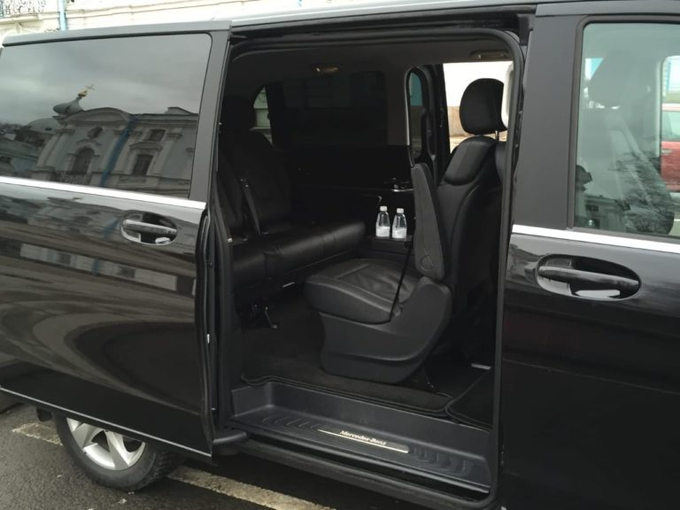 Mercedes Benz Viano VIP