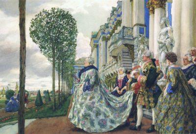 Царское Село. Парк и посещение дворцов и павильонов (6 часов)