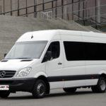 Mercedes Benz Sprinter Турист