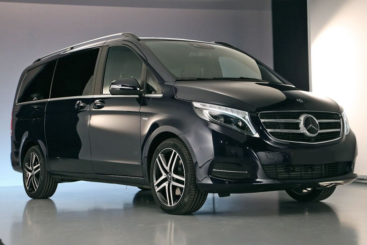 Mercedes V-class NEW