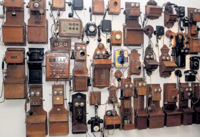 Экскурсия в музей истории телефона