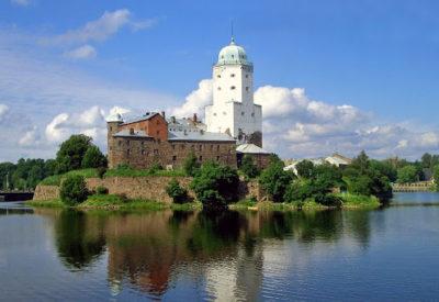 Экскурсия в Выборгский замок