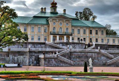 Ораниенбаум. Парк и посещение дворцов и павильонов (6 часов) 12д