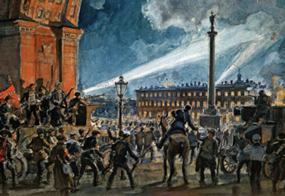 Петербург город трёх революций с посещением музея политической истории (4 часа)