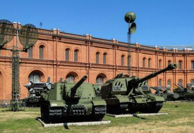 Военно-исторический музей артиллерии (4 часа)