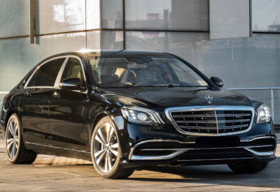 Mercedes-Benz Maybach restyling