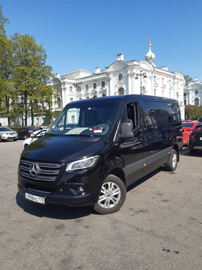 Mercedes Sprinter 8 мест VIP