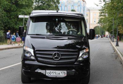 Mercedes Sprinter 9 мест